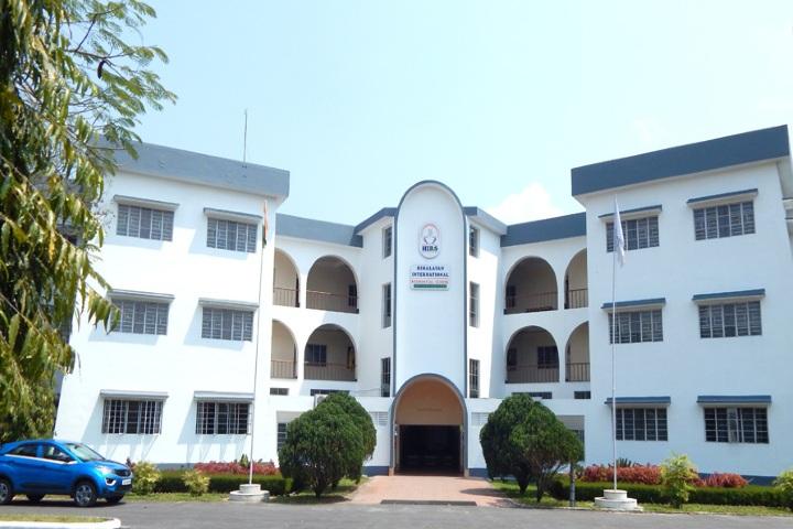 Himalayan International Residential School-School Building