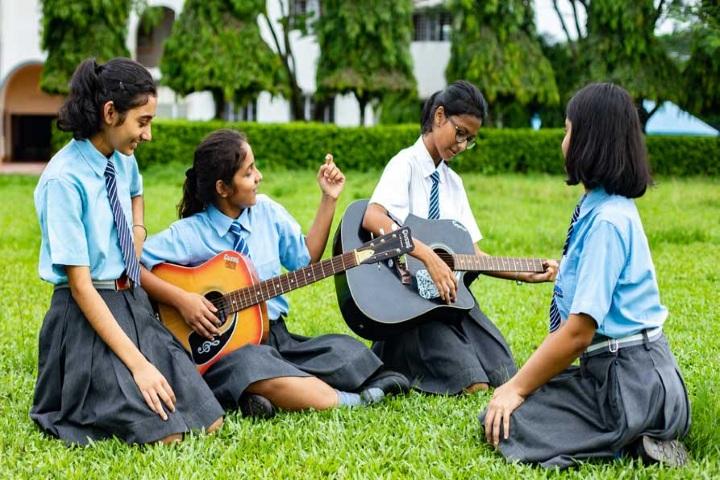 Himalayan International Residential School-Music