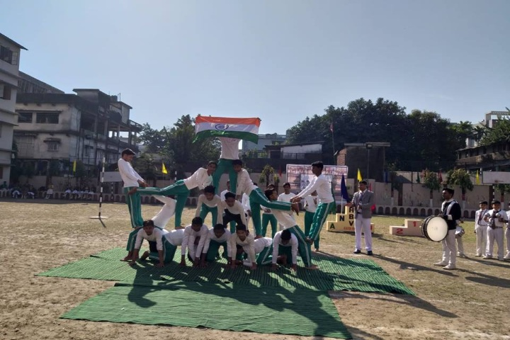 Hindi Balika Vidyapith-Independence Day