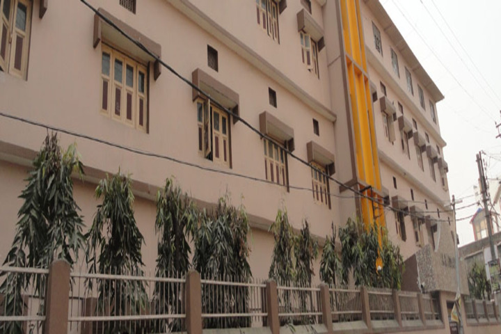 Hindi Balika Vidyapith-School Building