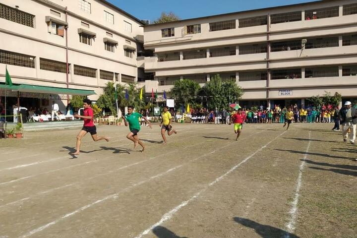 Hindi Balika Vidyapith-Sports