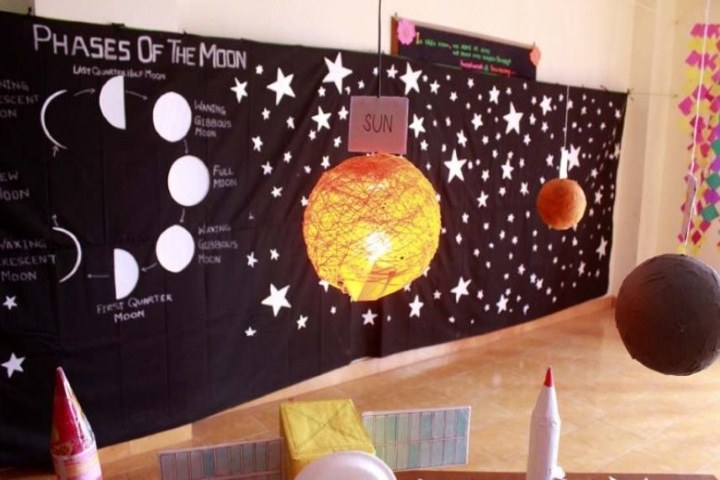 Holy Cross School-Science Exhibition