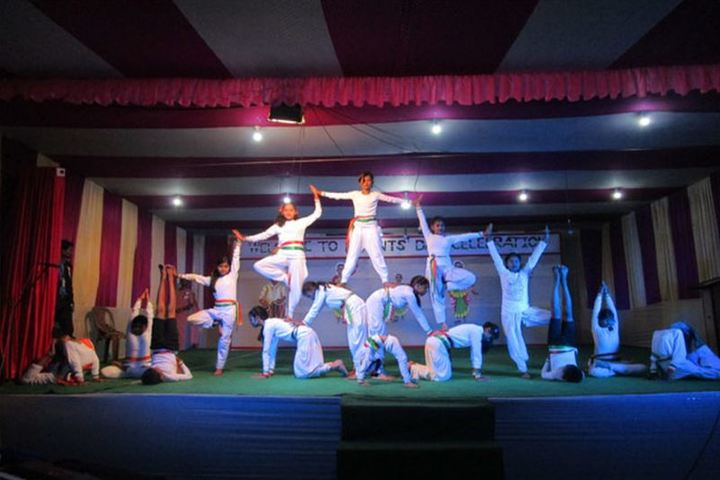 Holy Cross School-Annual Day