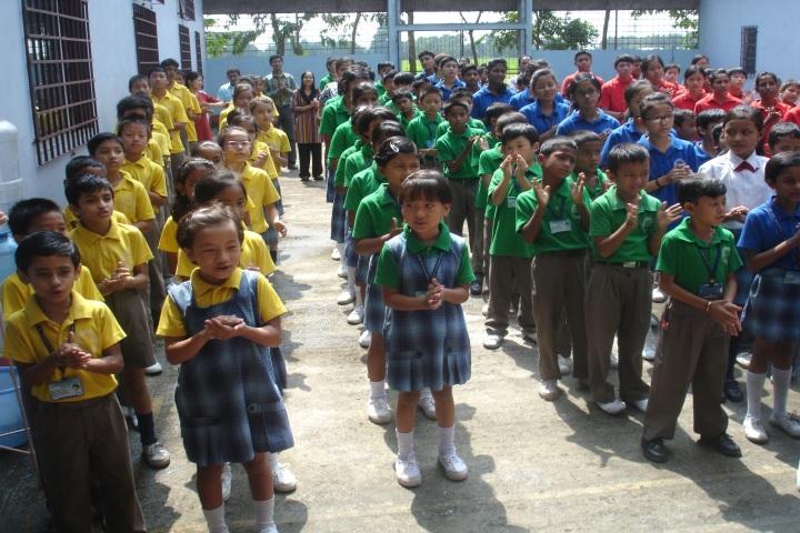 Immanuel International Academy-Morning Assembly