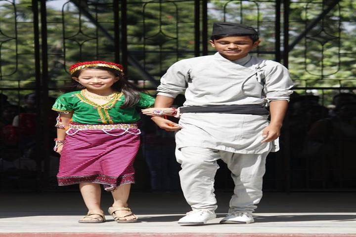 Immanuel International Academy-Ethnic Day
