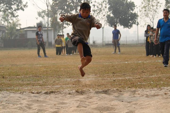 Immanuel International Academy-Sports Day