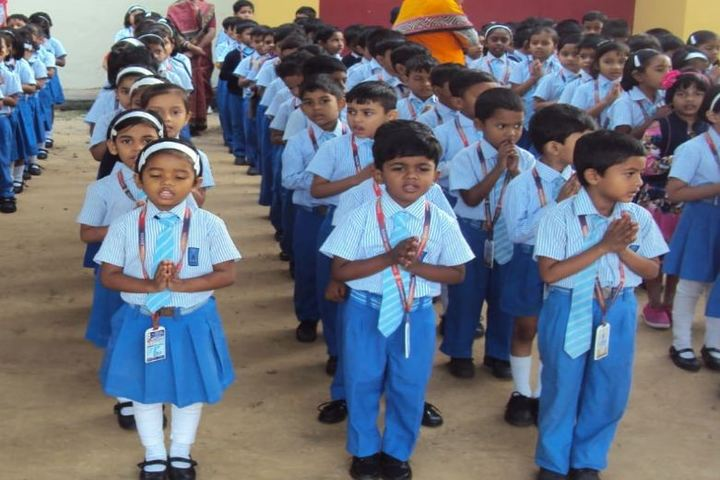 India International School-Assembly Ground