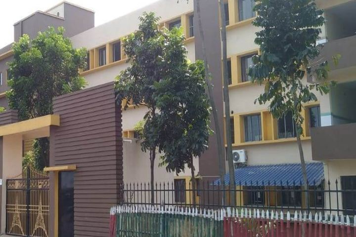 India International School-Campus Building