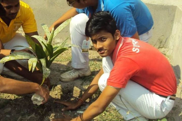India International School-Planting