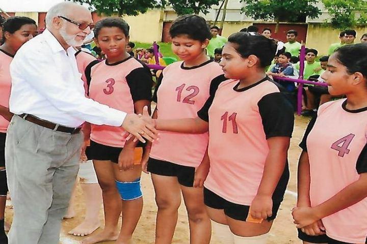India International School-Sports