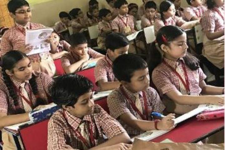 Indira Gandhi Memorial High School-Classroom