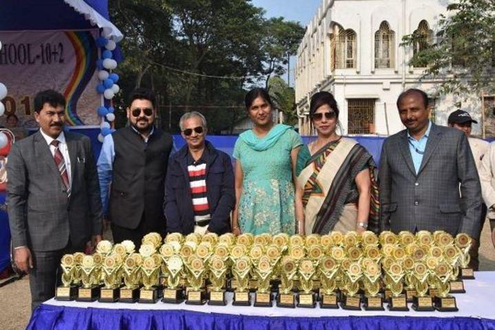 Indira Gandhi Memorial High School-Prize Distribution