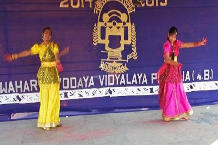 Jawahar Navodaya Vidayalaya-Dance