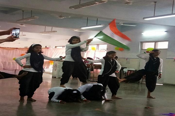 Jawahar Navodaya Vidyalaya-Independence day Event