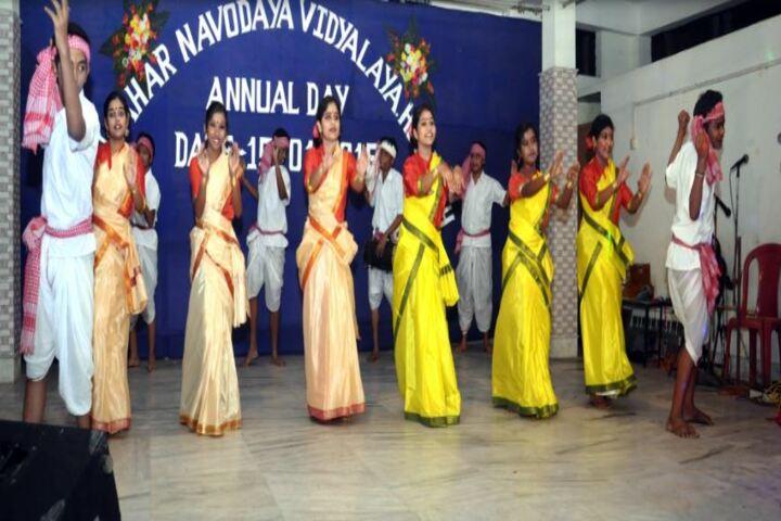 Jawahar Navodaya Vidyalaya-Cultural Activities