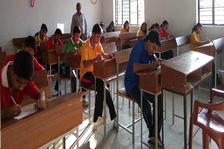 Jawahar Navodaya Vidyalaya II-Classroom