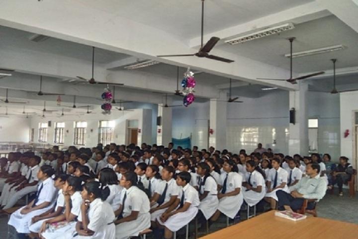 Jawahar Navodaya Vidyalaya II-Classroom Live Telecast
