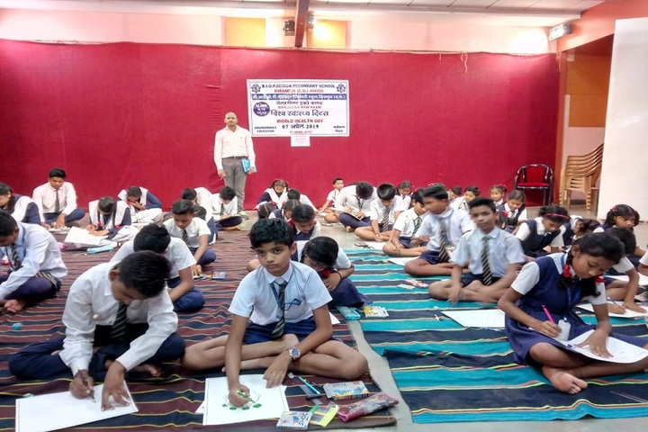Bailadila Iron Ore Project Senior Secondary School-Activities