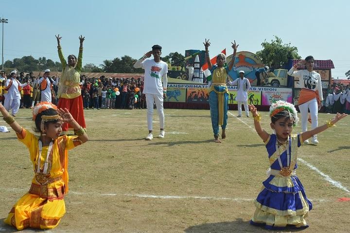 Bailadila Iron Ore Project Senior Secondary School-Sports Day