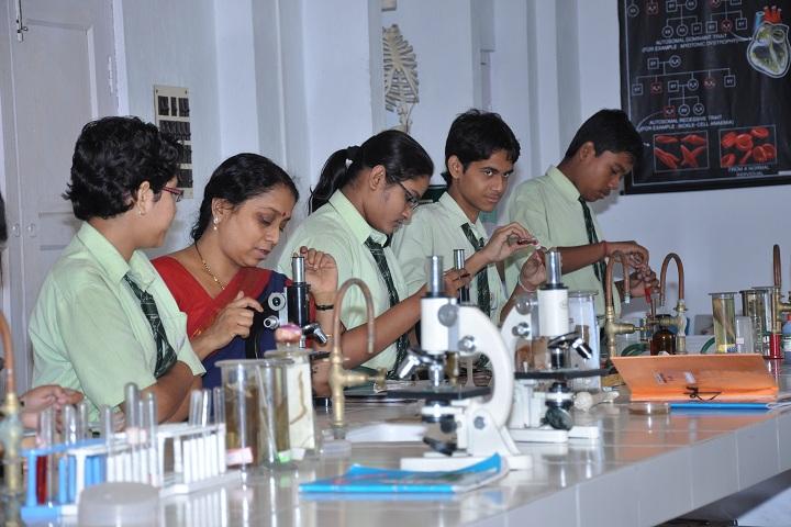 Kalyani Public School-Biology-Lab-1