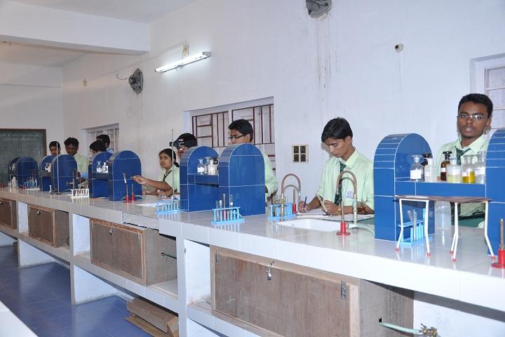 Kalyani Public School-Chemistry-lab