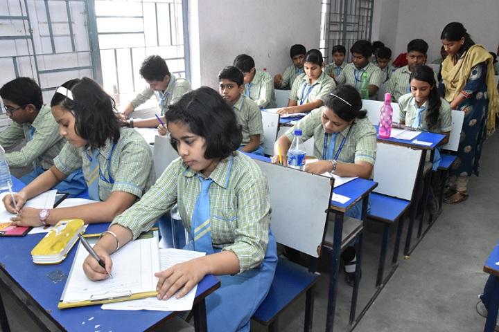 Kalyani Public School-Classroom