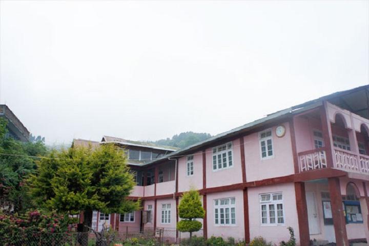 Kamal Jyoti Vidyapeeth-School-View