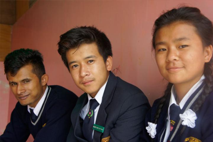 Kamal Jyoti Vidyapeeth- Students