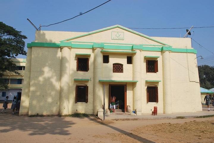 Kanchrapara Harnett English Medium School-School-View