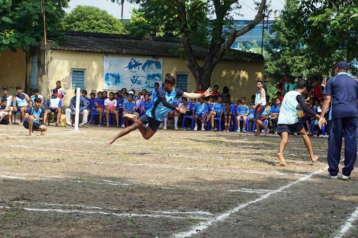 Kanchrapara Harnett English Medium School-Games