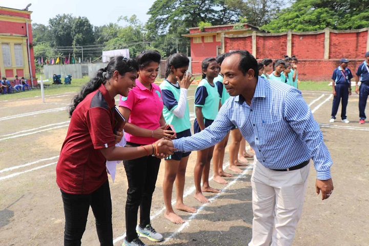 Kanchrapara Harnett English Medium School-Kho-Kho Team