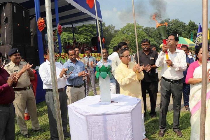 Kanchrapara Harnett English Medium School-Sports Day