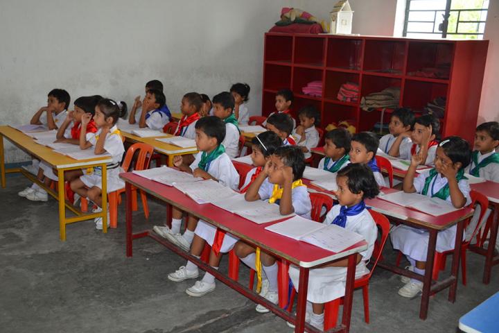 Kashinath Lahiri Public School-Classroom junior