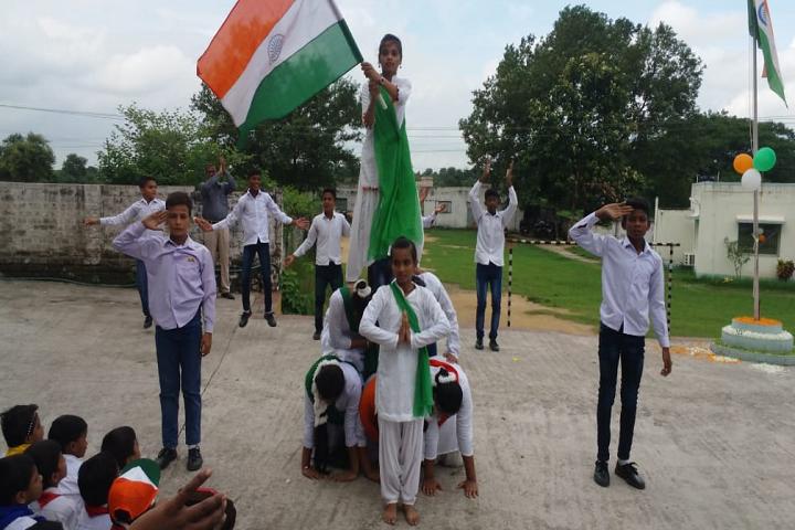 Kashinath Lahiri Public School-Events republic day