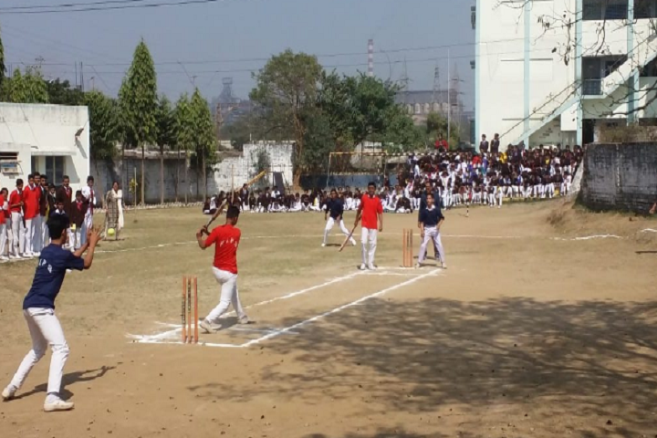 Kashinath Lahiri Public School-Sports cricket