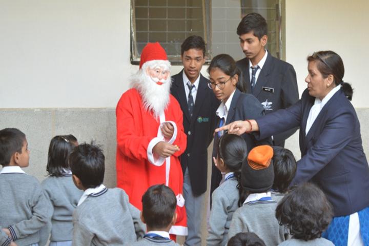 Bal Bharati Public School-Christmas Celebration