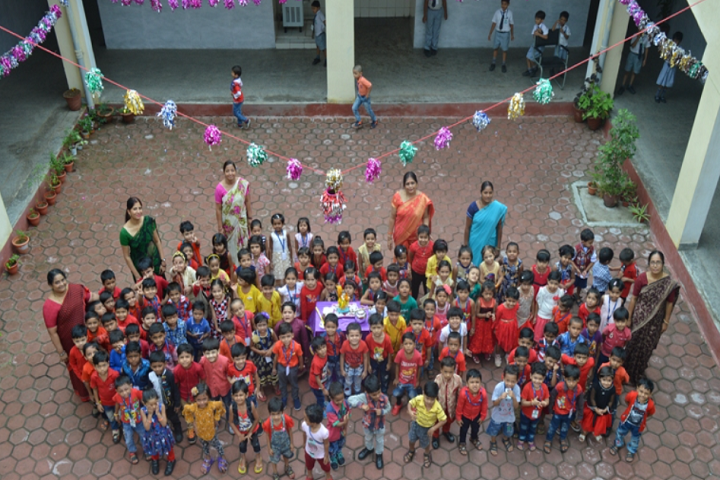 Bal Bharati Public School-Festival Celebration