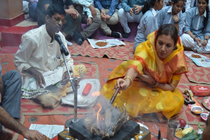 Bal Bharati Public School-Pooja