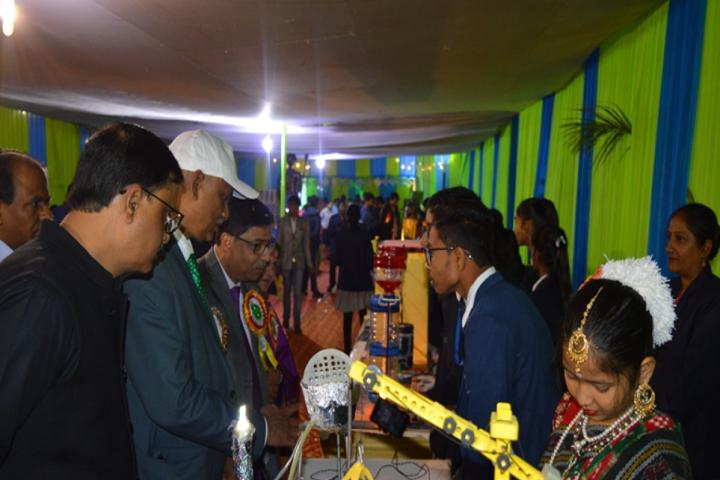 Bal Bharati Public School-Science Exhibition