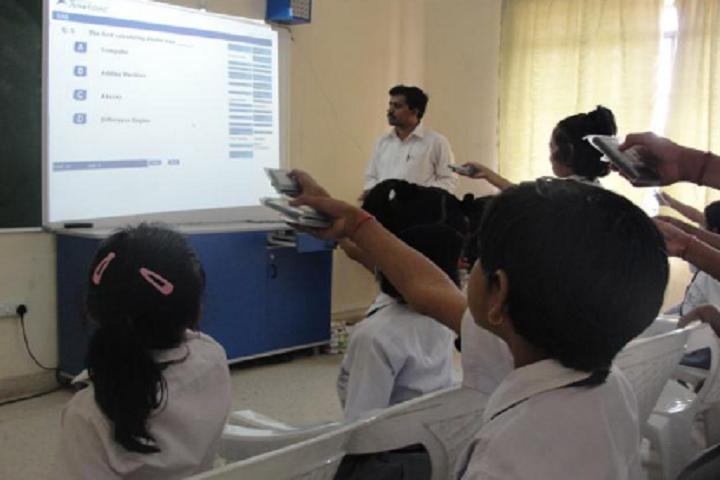 Bal Bharati Public School-Smart Class Room