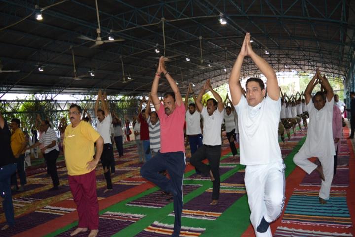 Bal Bharati Public School-Yoga