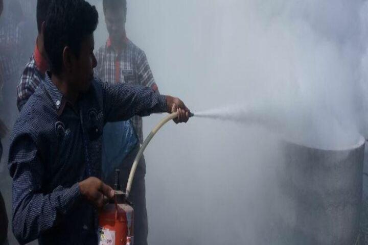 Kendriya Vidyalaya-Fire Drill