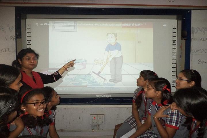 Kendriya Vidyalaya-Smart classes