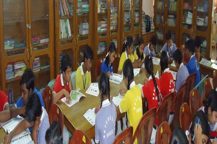 Beacon English School-Library