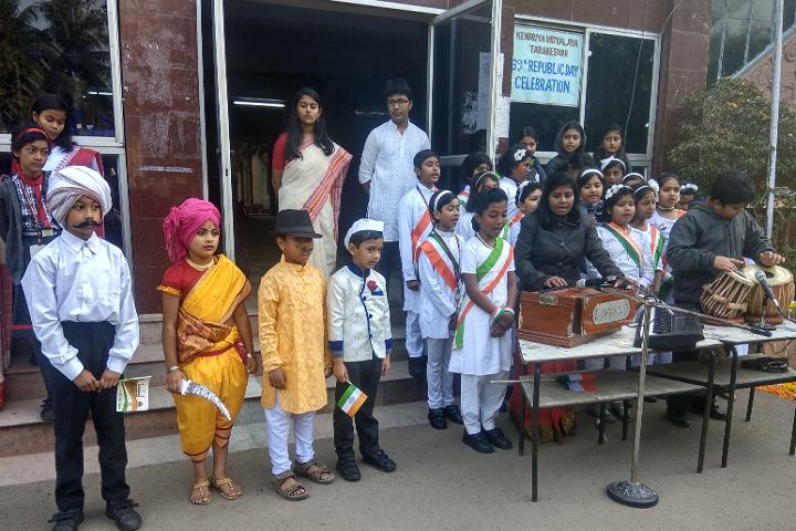 Kendriya Vidyalaya-National Day Celebrations