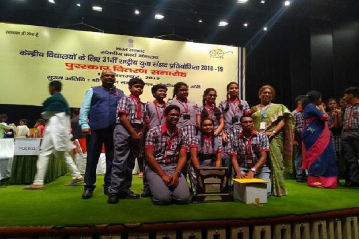 Kendriya Vidyalaya-Achievements