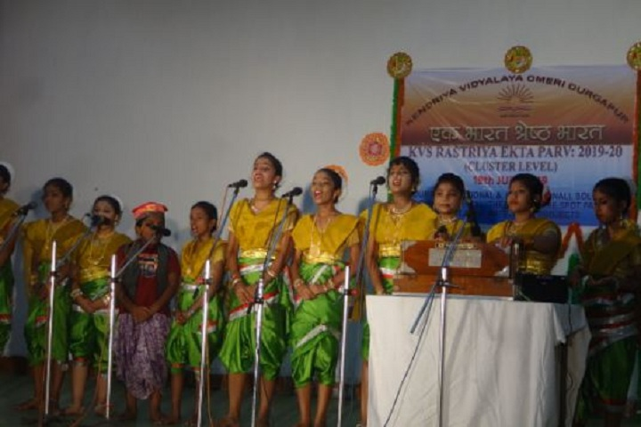 Kendriya Vidyalaya-Singers