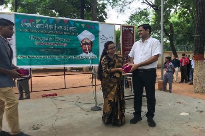 Kendriya Vidyalaya-Teachers Day