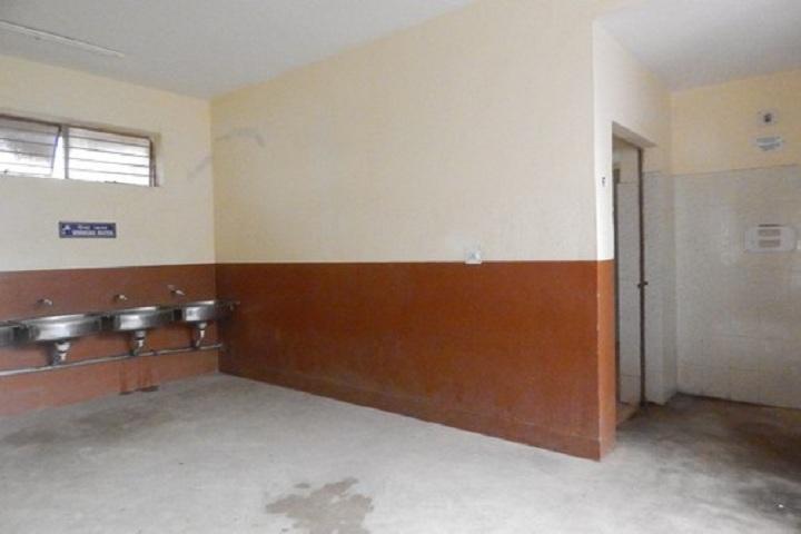Kendriya Vidyalaya-Wash rooms
