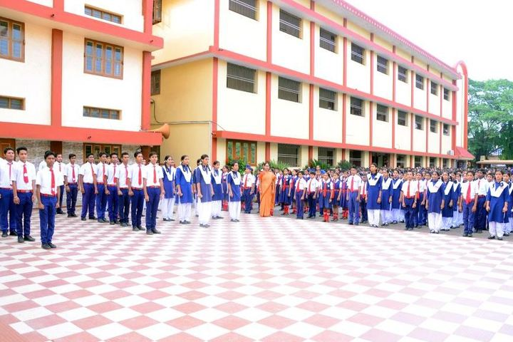 Bharat Mata Senior Secondary School-Campus View